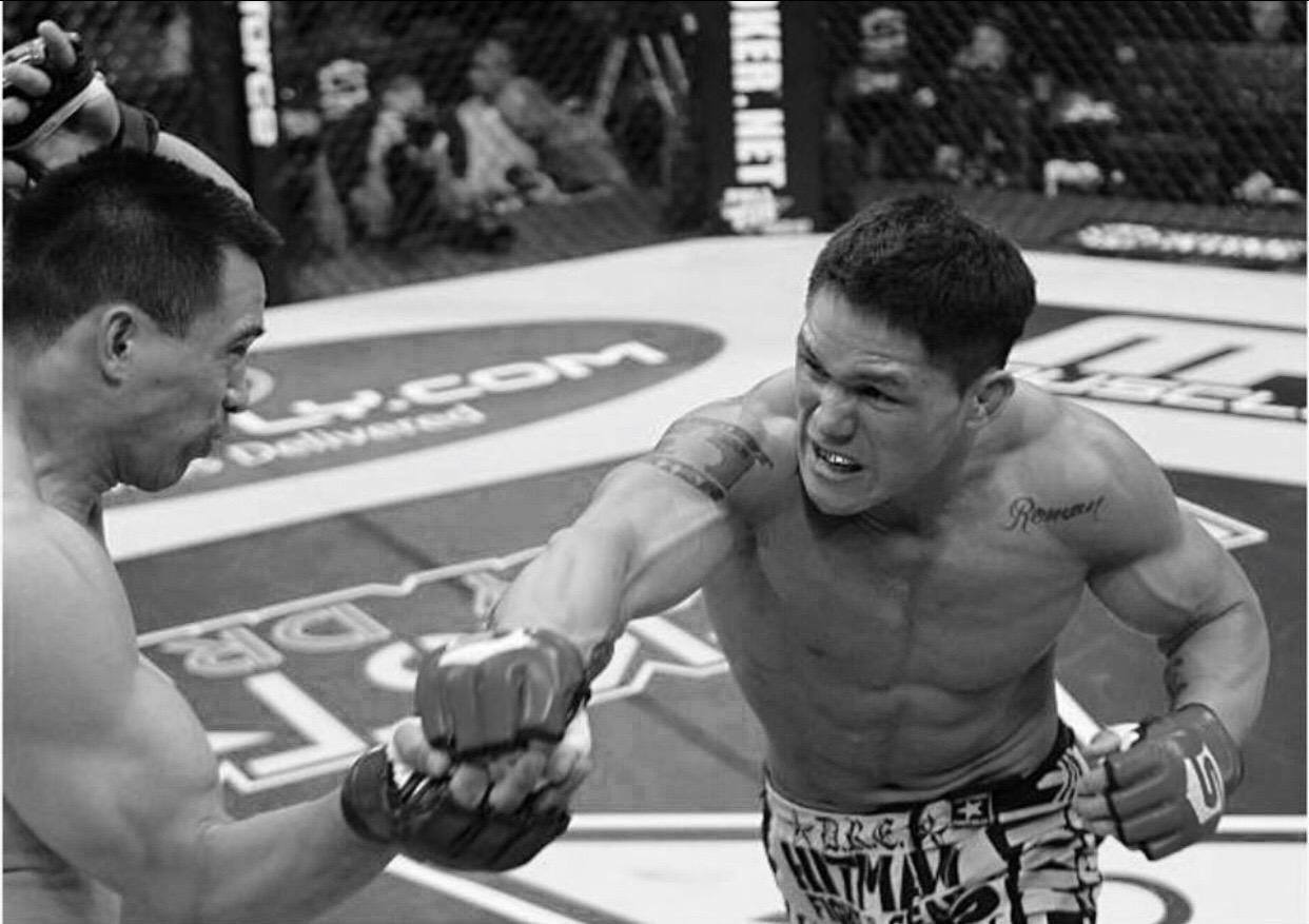 Herman Terrado MMA